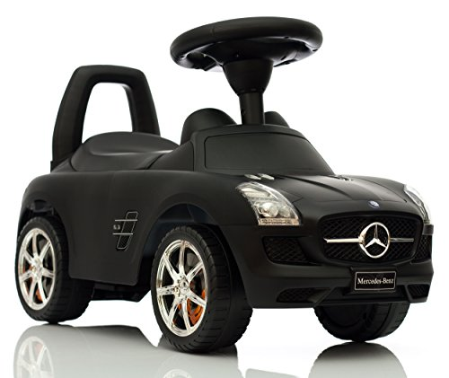 rutschauto rutscher mercedes benz auto kinder bobby car. Black Bedroom Furniture Sets. Home Design Ideas