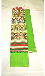 BEAUVILLE VAIIBAVAM Women's Unstiched Salwar Material (BVPCUC_47_Multi_Free Size)
