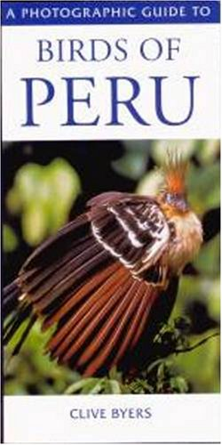 Photographic Guide To Birds of Peru088368098X : image