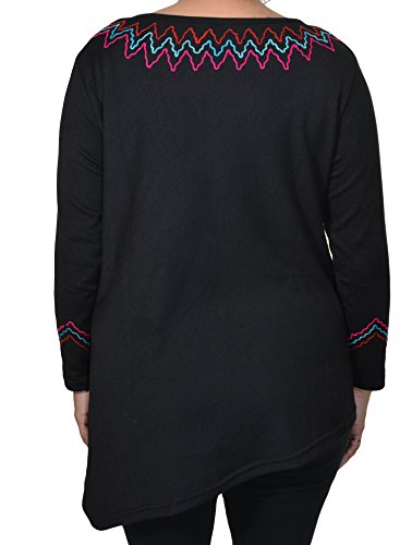 Highness NYC Asymmetrical Sweater Tunic