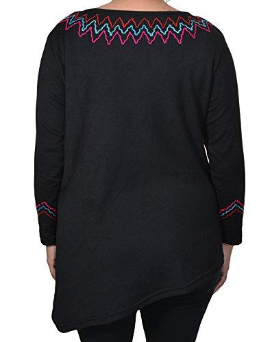 Highness NYC Asymmetrical Sweater Tunic afnan her highness туалетные духи женские 100мл