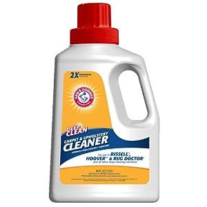 Arm & Hammer Deep Clean Carpet Cleaner 2x Formula - 64oz Bottle