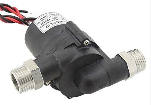 TOPSFLO-TS5-5PV-SS-BSP-12V-Brushless-DC-PumpsFood-GradeSolar-Water-Heater-PumpSolar-Circulator-PumpStainless-fitting-by-TOPSFLO