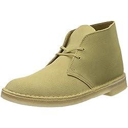 Clarks Originals Men's Desert Boot - Maple Suede