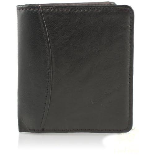 Soft Leather Credit Card Holder Wallet
