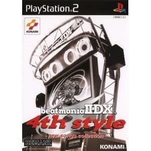 beatmania 2 DX 4th style -new songs collection-