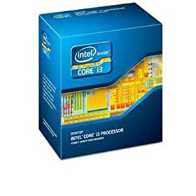 Intel Core i3-3220 Dual-Core Processor 3.3 Ghz 3 MB Cache LGA 1155 - BX80637i33220