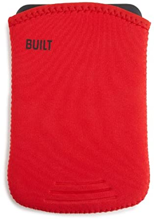 BUILT Neoprene Kindle Slim Sleeve Case, Formula 1 Red, fits Kindle Paperwhite, Touch, and Kindle