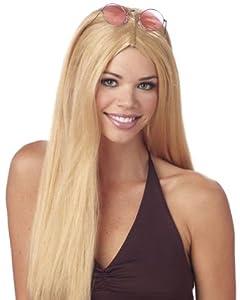 Wig 24 Inch Straight Blonde Wig 24 Inch Straight Blonde