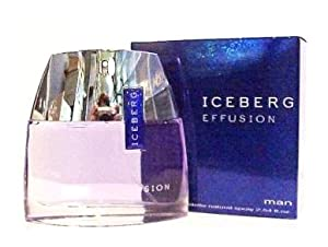 Iceberg Effusion By Iceberg For Men. Eau De Toilette Spray 2.5-Ounce Bottle