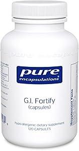 Pure Encapsulations - G.I Fortify - 120 VegiCaps (Premium Packaging)
