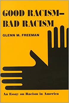 Essays 'Racism in America essay realtion to self and other cultures ...