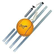 Champion Sports Deluxe Tetherball Set…
