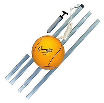 Learn More About Champion Sports Deluxe Tetherball Set & Carry Bag