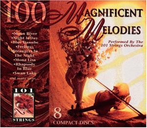 101 Strings Orchestra - 100 Magnificent Melodies (Single) - Zortam Music