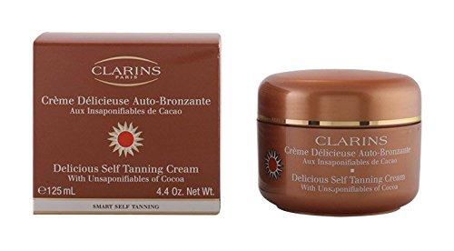 Clarins Creme Delicieuse Auto-Bronzante 125 ml crema deliziosa autoabbronzante