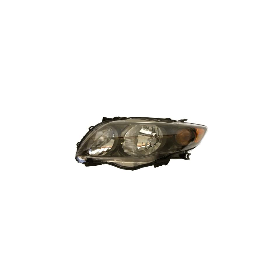 Genuine Toyota Parts 81150 02680 Driver Side Headlight Assembly Composite
