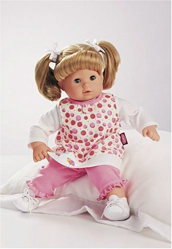 "Gotz 16.5"" Maxi Muffin Blonde Doll front-11755"