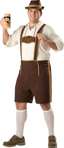 InCharacter Costumes Men's Plus Size Bavarian Guy