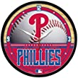Wincraft Philadelphia Phillies Round Clock