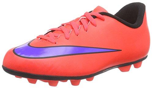 Nike Jr. Mercurial Vortex II FG Unisex-Kinder Fußballschuhe