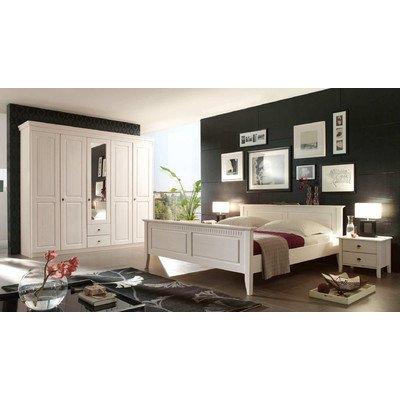 Forestdream 802001 Alberto Pine massiv lasiert Schlafzimmer
