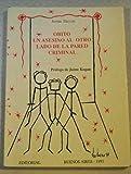 img - for Obito un asesino al otro lado de la pared criminal book / textbook / text book