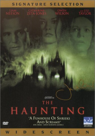 Cover art for  The Haunting