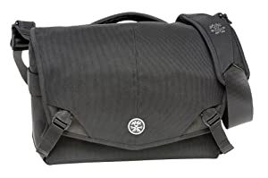 Crumpler 7 Million Dollar Home Photo Bag, Black/Gun Metal