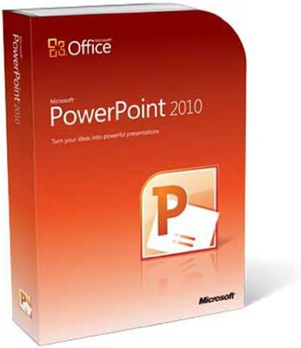 Microsoft Powerpoint 2010 32/64bit DVD