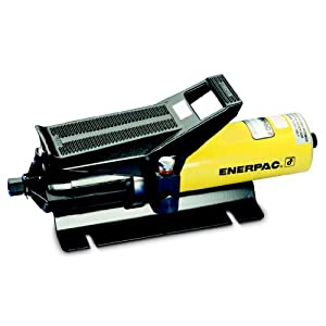 Enerpac PA-133R Air Hydraulic Power Pump with Relief Valve