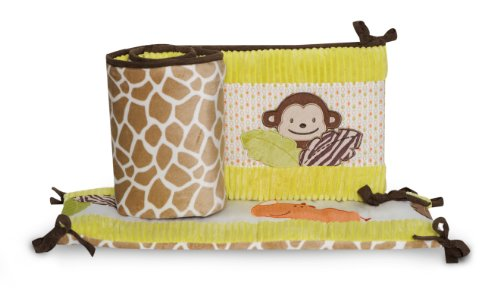 Carter's All Around Bumper, Wildlife (Discontinued by Manufacturer) - 1