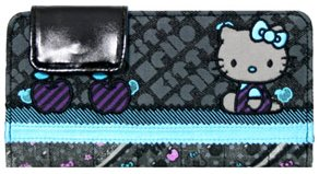 Loungefly Sanrio Hello Kitty Apples Checkbook Wallet