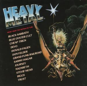 Heavy Metal: Music From The Motion Picture by Elektra / Wea