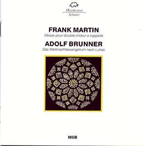 Martin, Brunner : Musique sacrée
