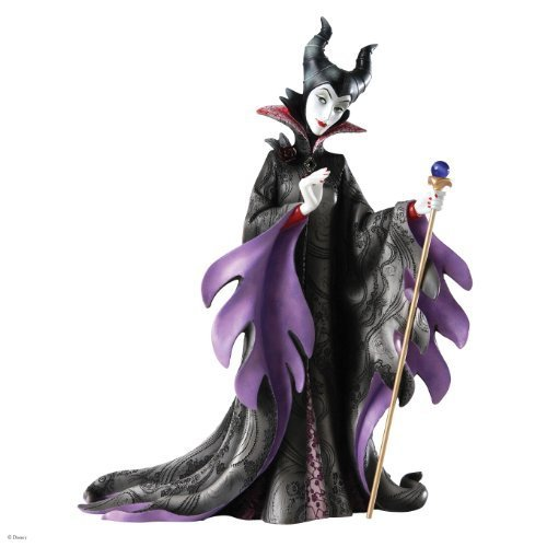 Enesco Disney Showcase Maleficent Couture de Force Figurine, 8.5-Inch by Enesco LLC