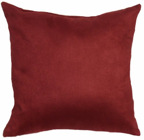 Burgundy Microfiber Throw Pillows : Burgundy Bedding That Is Classy and Elegant WebNuggetz.com