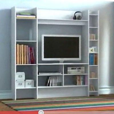 Discount Ikea Mavas Entertainment Center Tv Stand ...