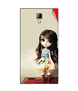 STICKER FOR MICROMAX CANVAS XPRESS A99 BY instyler