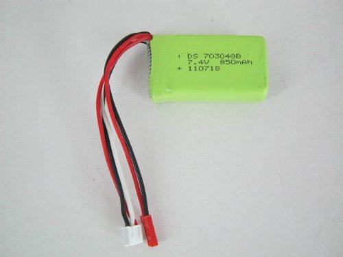 Haktoys H-825G 74V 850mAh Battery for H-825G 4 Channel RC Helicopter