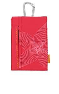 Golla Etui smartbag à rabat ligne Sabine pour Lecteur mp3/mp4 Rouge