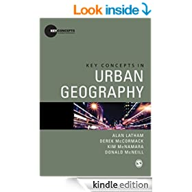 Key Concepts in Urban Geography (Key Concepts in Human Geography)