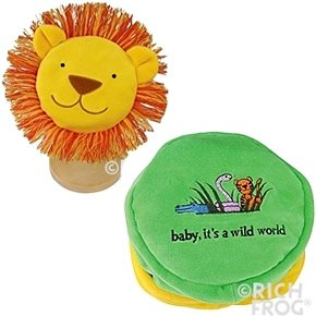 Rich Frog Reversible Lion & Jungle Hat - 1
