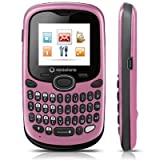Vodafone VF345 Prepay Pay as you Go Mobile Phone - Pink