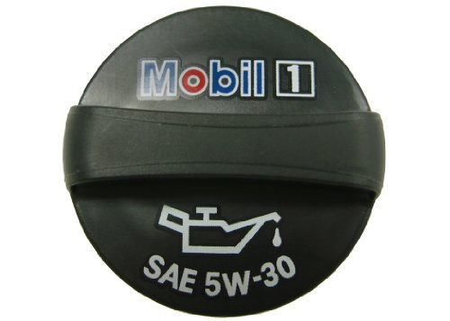 ACDelco FC221 GM Original Equipment Mobil 1 5W30 Engine Oil Filler Cap (Mobil Oil Cap compare prices)