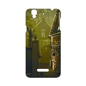 BLUEDIO Designer Printed Back case cover for Micromax Yu Yureka - G7003