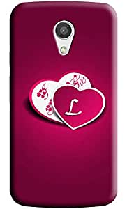 "Fashionury ""Protection Premium"" Designed Soft Silicon Back Case Cover For Motorola Moto G2"