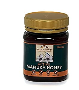 Nelsons Honey Active Bronze Manuka Honey 500g