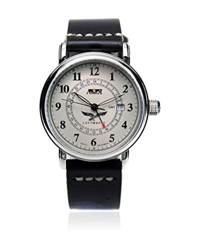 AVIADOR Reloj con movimiento cuarzo suizo AV-1065  44 millimeters