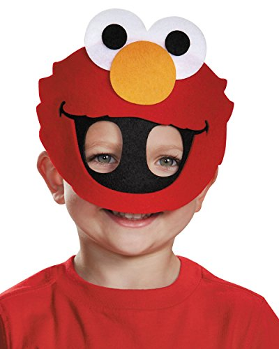 Disguise Costumes Elmo Felt Mask, Toddler